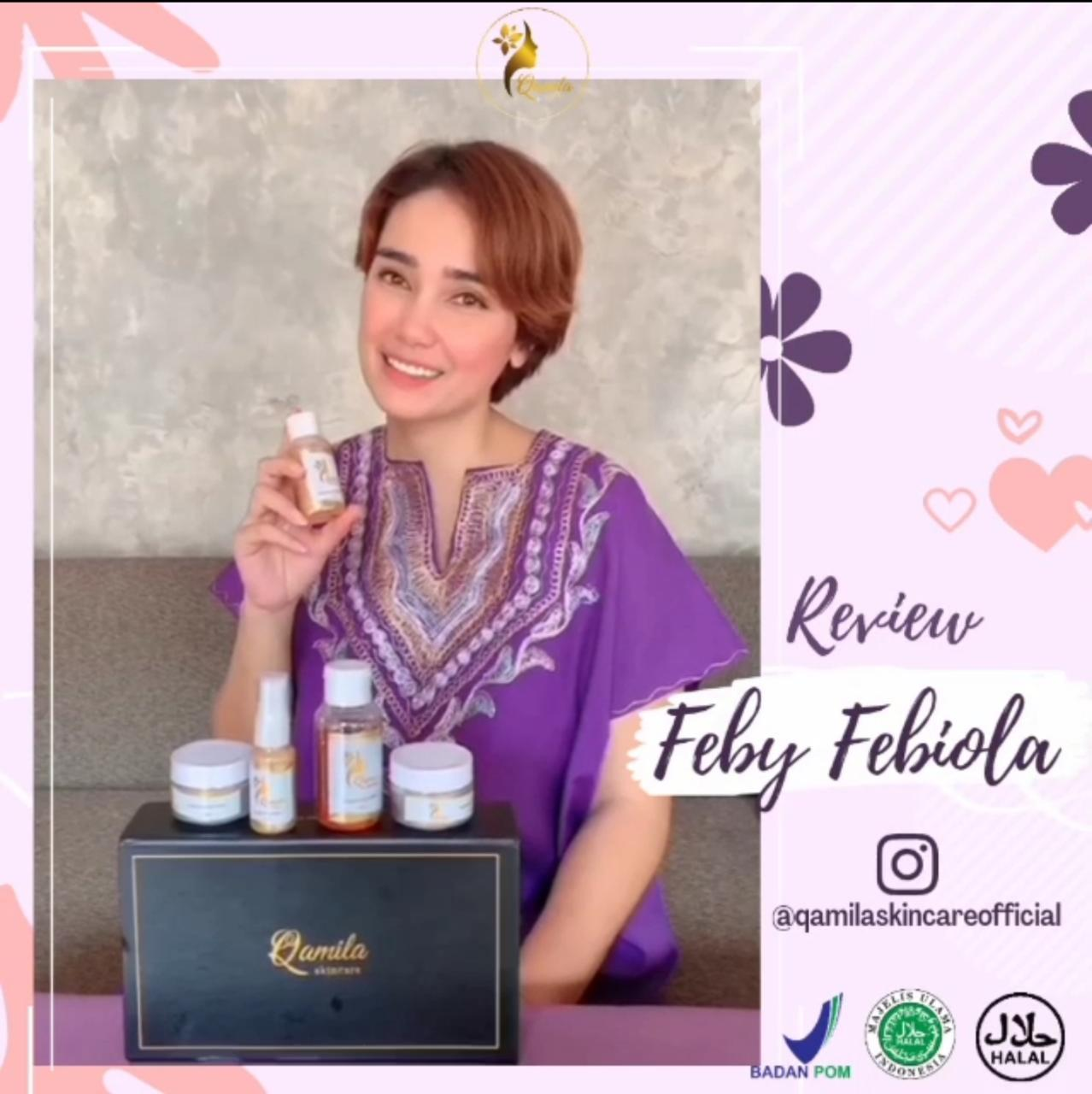Review By Feby Febiola